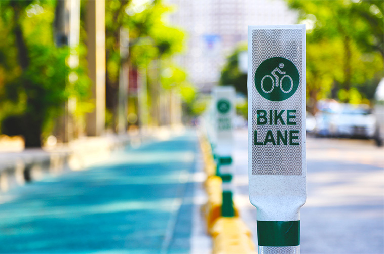 bicycle-pedestrian